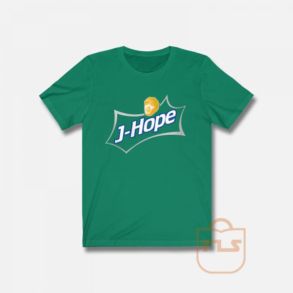 J-Hope Soda K-Pop Parody T Shirt