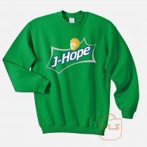 J-Hope Soda K-Pop Parody Unisex Sweatshirt