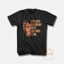 Juice Wrld i Have These Lucid Dreams Quote T Shirt