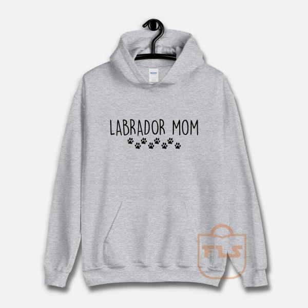 Labrador Mom Unisex Hoodie