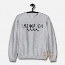 Labrador Mom Unisex Sweatshirt