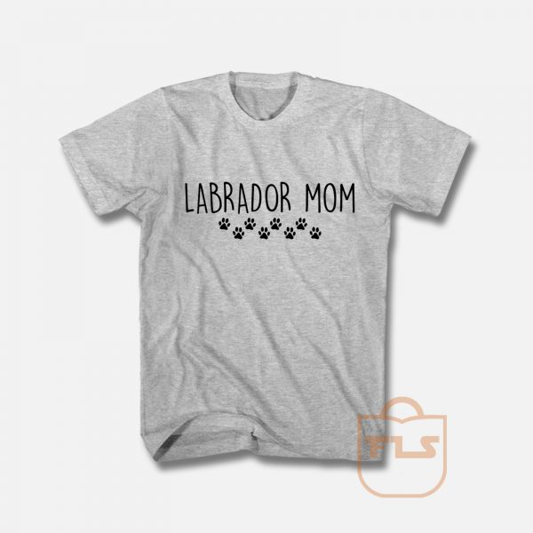 Labrador Mom Unisex T Shirt