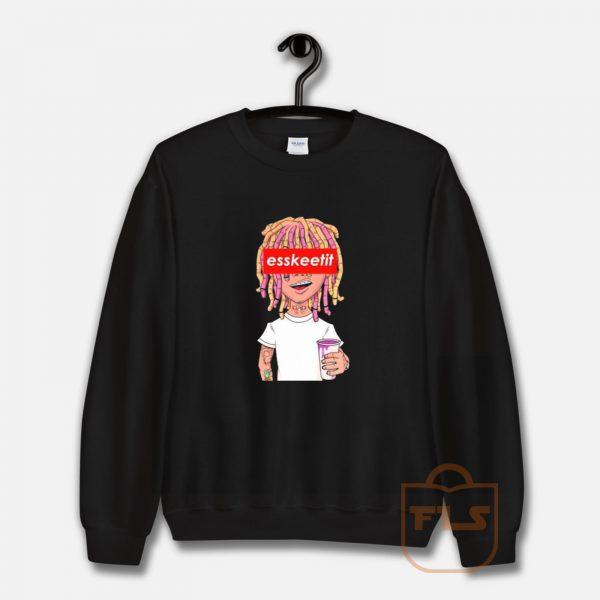Lil Pump ESSKEETIT Sweatshirt