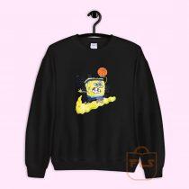 Spongebob X Nike Kyrie Sweatshirt
