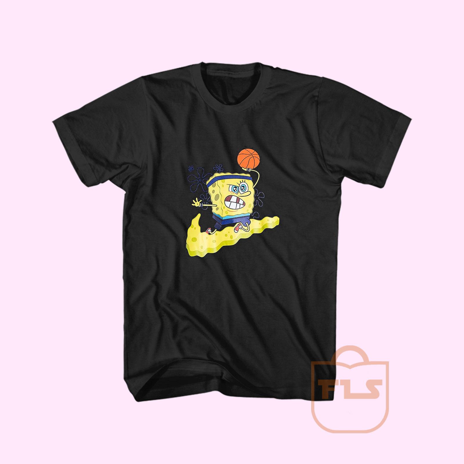 Spongebob X Nike Kyrie T Shirt- FEROLOS.COM