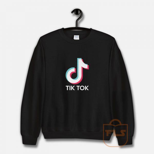 TikTok Music Unisex Sweatshirt