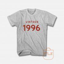 Vintage 1996 Unisex T Shirt