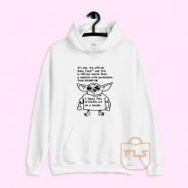 Yoda Need This Stolen Art On A Hoodie