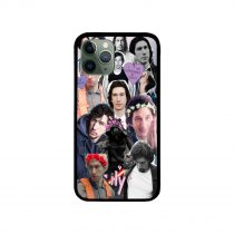 Adam Driver Collections Collage iPhone Case 11 X 8 7 6