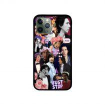 Adam Driver Cute Collage iPhone Case 11 X 8 7 6