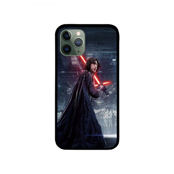 Adam Driver Kylo Ren Star Wars iPhone Case 11 X 8 7 6