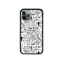 Billie Eilish Quote Text iPhone Case 11 X 8 7 6