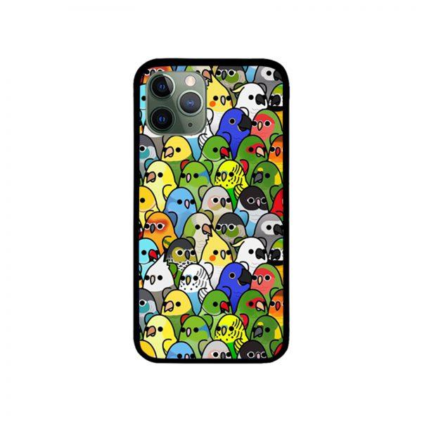Bird Squad Classic iPhone Case 11 X 8 7 6