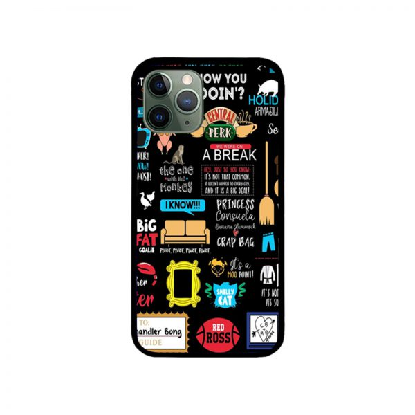 Friends Forever iPhone Case 11 X 8 7 6