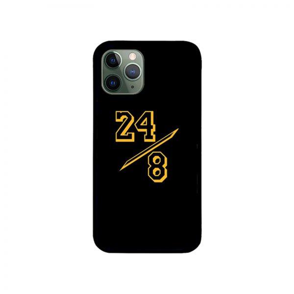 Kobe 24 8 Mamba iPhone Case 11 X 8 7 6