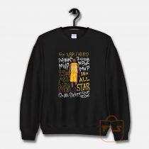 Kobe Bryant Accolades Sweatshirt