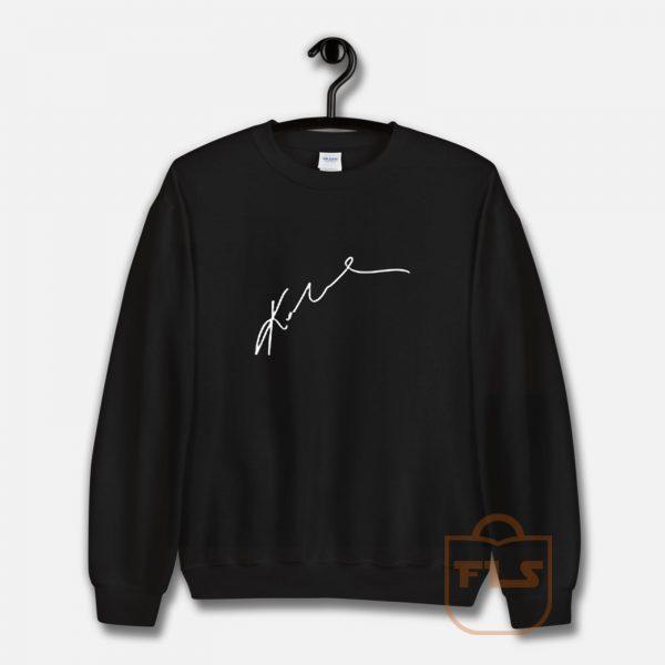 Kobe Bryant Signature Sweatshirt