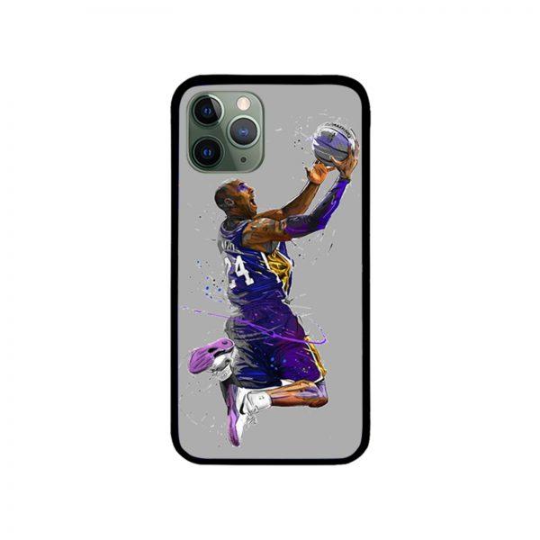Kobe Bryant Watercolors iPhone Case 11 X 8 7 6