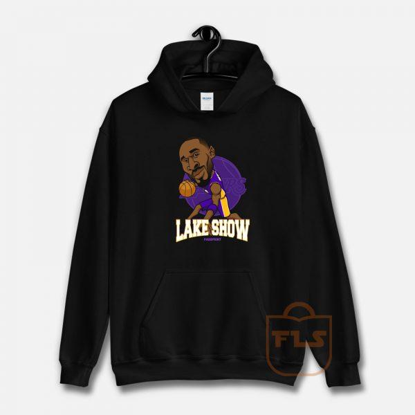 Kobe Lake Show Hoodie