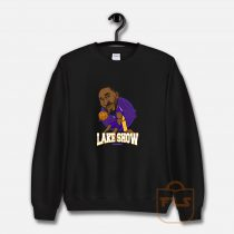 Kobe Lake Show Sweatshirt