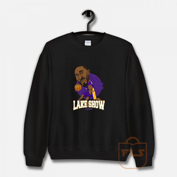 Kobe Lake Show Sweatshirt