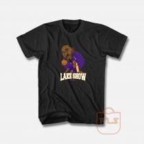 Kobe Lake Show T Shirt
