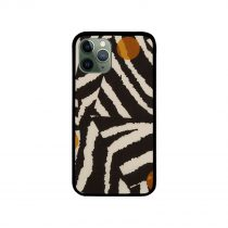 Liberty Patchwork Zebra iPhone Case