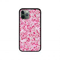 Liberty Phoebe Pink iPhone Case