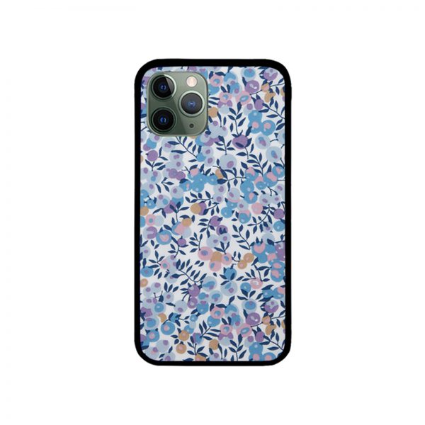 Liberty Wiltshire Blue iPhone Case