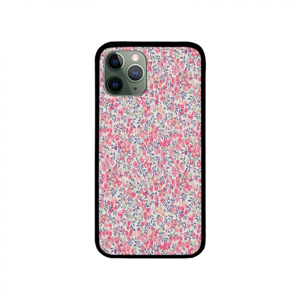 Liberty Wiltshire Peas iPhone Case