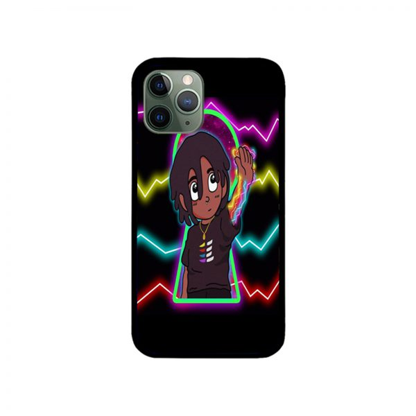 Lil Uzi Eternal Atake Cartoon iPhone Case 11 X 8 7 6