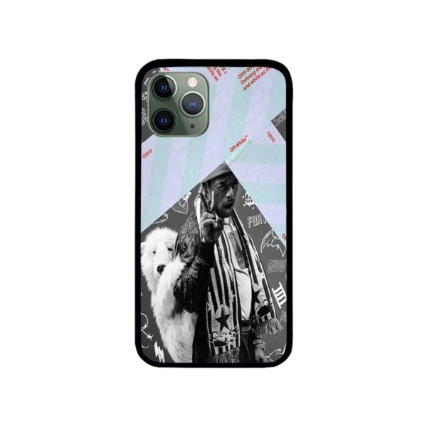 Lil Uzi Luv is Rage 2 Cover iPhone Case 11 X 8 7 6