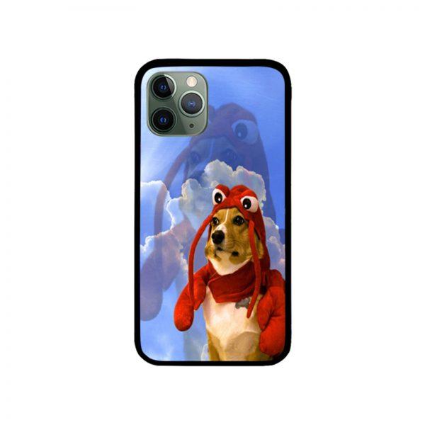 Lobster Corgi Doggo iPhone Case 11 X 8 7 6