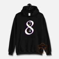 Los Angeles La Laker Legend Kobe Bryant Retiring 8 and 24 Jersey Numbers Hoodie