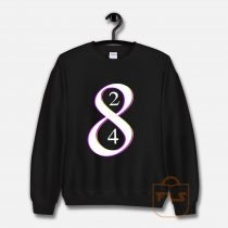 Los Angeles La Laker Legend Kobe Bryant Retiring 8 and 24 Jersey Numbers Sweatshirt