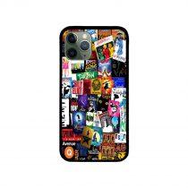 Musicals Collage II iPhone Case 11 X 8 7 6