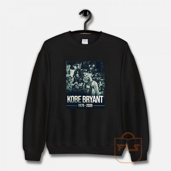 RIP Kobe Bryant 1978 2020 Sweatshirt