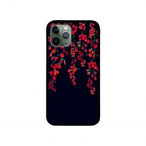 Rouge In Black iPhone Case 11 X 8 7 6