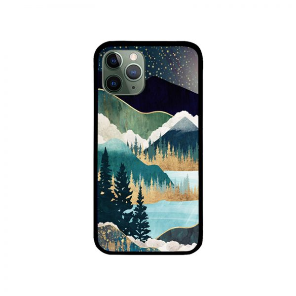 Star Lake iPhone Case 11 X 8 7 6
