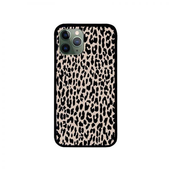 Tan Leopard iPhone Case 11 X 8 7 6