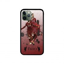 Trio Liverpool Salah Firmino Mane iPhone Case 11 X 8 7 6