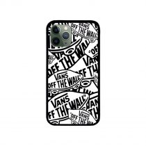 Vans Collage iPhone Case 11 X 8 7 6