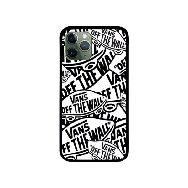 Vans Collage iPhone Case 11 X 8 7 6