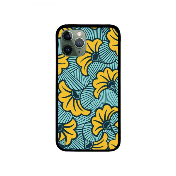 Wax Curry Pattern iPhone Case