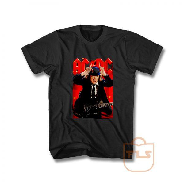 ACDC Moldura Young Quadro T Shirt