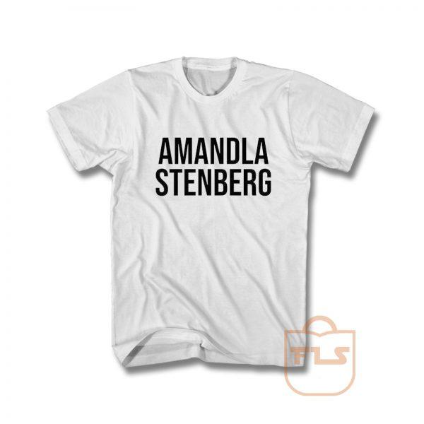 Amandla Stenberg T Shirt