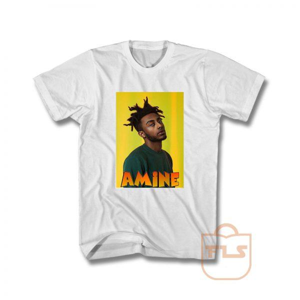 Amine Rapper T Shirt
