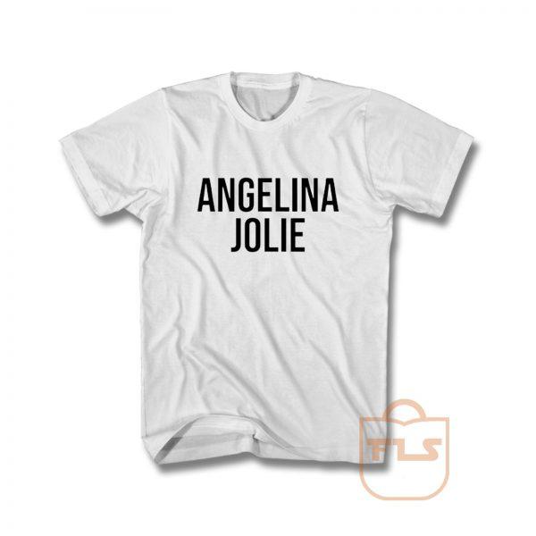 Angelina Jolie T Shirt