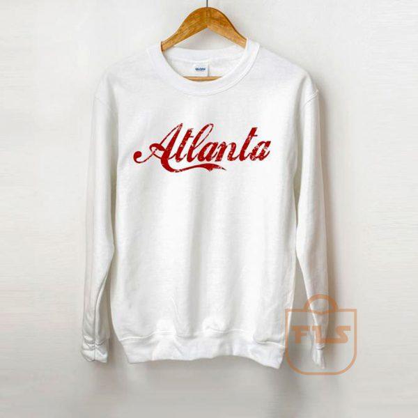 Atlanta Coca Cola Parody Sweatshirt