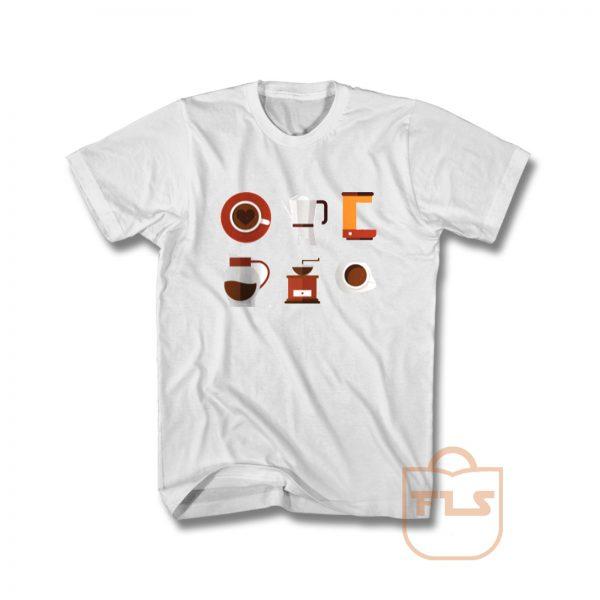 Coffee Barista T Shirt